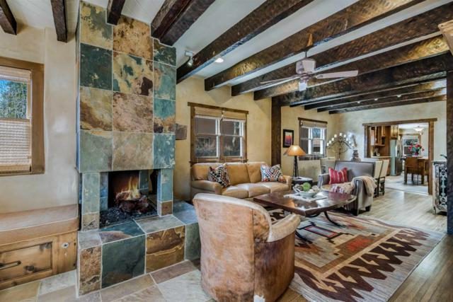 217 Sena Street A,B,C, Santa Fe, NM 87501 (MLS #201901424) :: The Desmond Group