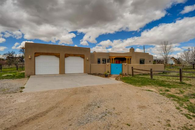 15 Calle Rivera, Nambe, NM 87506 (MLS #201901451) :: The Bigelow Team / Realty One of New Mexico