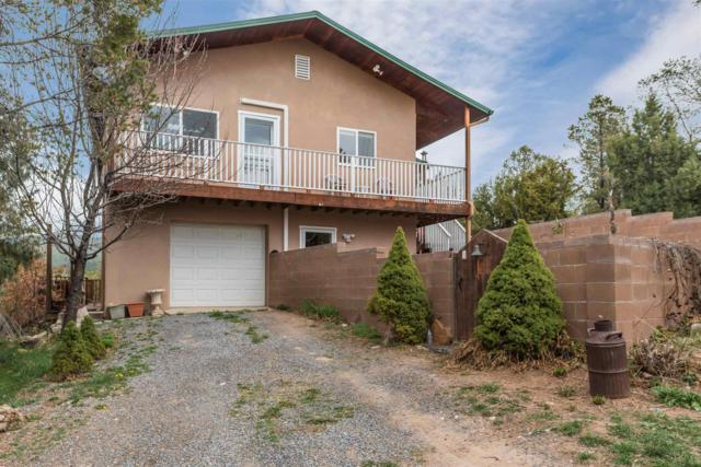 74 Camino Rincon, Pecos, NM 87552 (MLS #201901483) :: The Very Best of Santa Fe