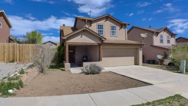 270 Grand Canyon Drive, Los Alamos, NM 87544 (MLS #201901508) :: The Desmond Group