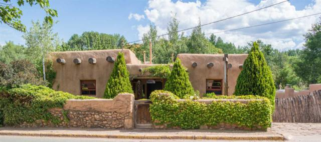 943 Canyon Road, Santa Fe, NM 87501 (MLS #201901517) :: The Desmond Group