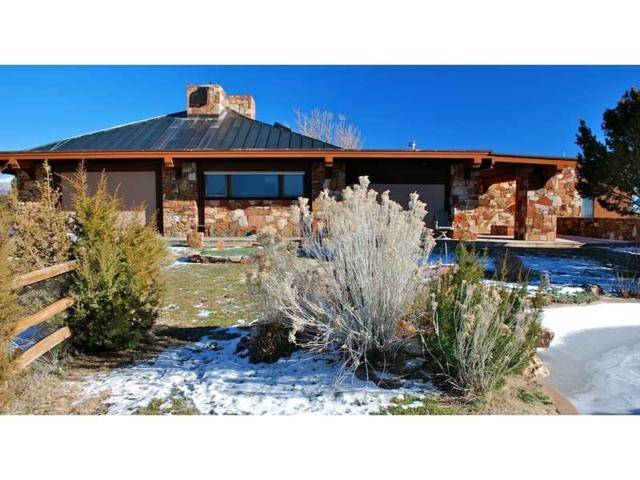 The Santa Fe Ranch, Santa Fe, NM 87506 (MLS #201901535) :: The Desmond Group