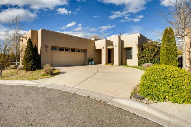 209 Plaza Montona, Santa Fe, NM 87505 (MLS #201901539) :: The Very Best of Santa Fe