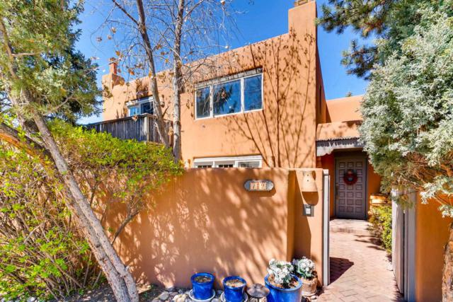 624 E. Alameda #12, Santa Fe, NM 87501 (MLS #201901569) :: The Desmond Group