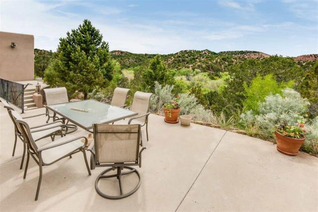 1339 Bishops Lodge Rd, Santa Fe, NM 87506 (MLS #201901577) :: The Desmond Group
