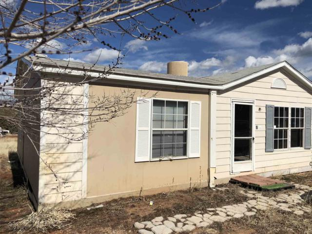 9 Little Black Rd, Glorieta, NM 87535 (MLS #201901637) :: Berkshire Hathaway HomeServices Santa Fe Real Estate