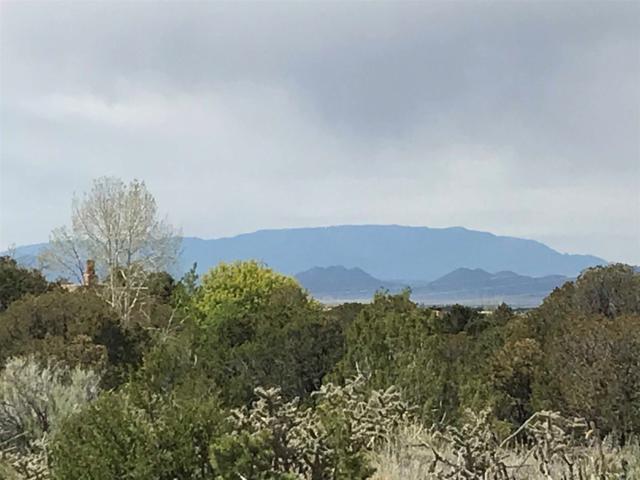 Lot 10 Foothills Road, Santa Fe, NM 87505 (MLS #201901711) :: The Desmond Hamilton Group