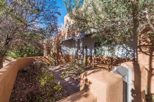 3101 Old Pecos Trail Unit 815, Santa Fe, NM 87505 (MLS #201901804) :: The Desmond Group
