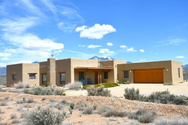 77E Sugar Lane, Taos, NM 87571 (MLS #201901806) :: The Very Best of Santa Fe