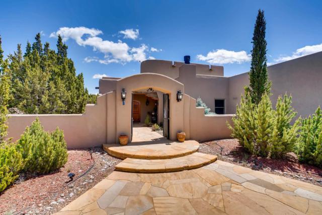 44 Paseo Del Antilope, Santa Fe, NM 87506 (MLS #201901852) :: The Very Best of Santa Fe