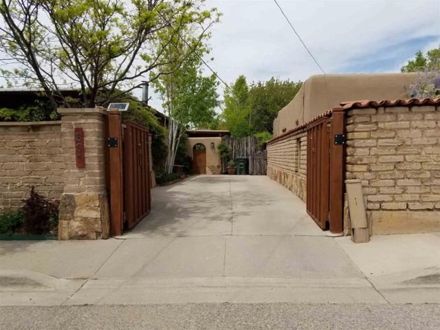 831 Ninita St, Santa Fe, NM 87505 (MLS #201901939) :: The Desmond Group