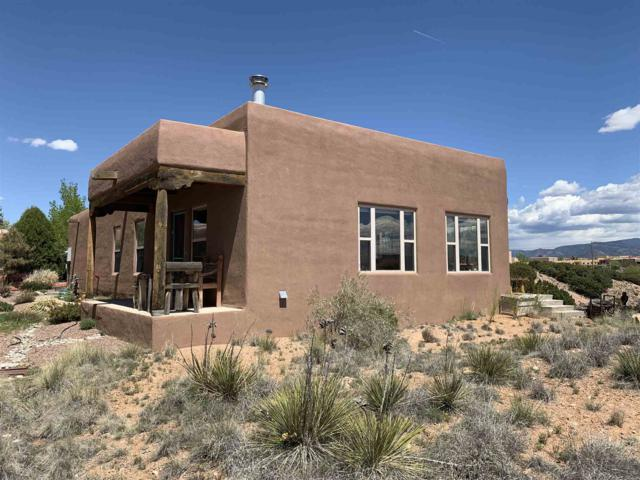4561 Camino Placitas, Santa Fe, NM 87507 (MLS #201901943) :: The Very Best of Santa Fe