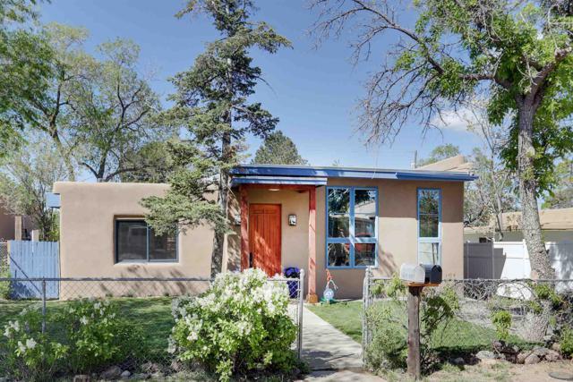 1608 & 1608A 3rd Street, Santa Fe, NM 87505 (MLS #201901960) :: Berkshire Hathaway HomeServices Santa Fe Real Estate
