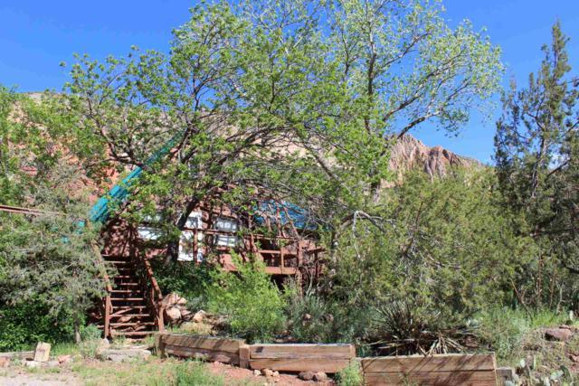 136 Arroyo Road, Jemez Springs, NM 87025 (MLS #201901986) :: Summit Group Real Estate Professionals