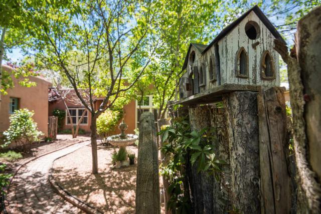 512 Abeyta Street (And 512-A), Santa Fe, NM 87505 (MLS #201902008) :: The Desmond Group