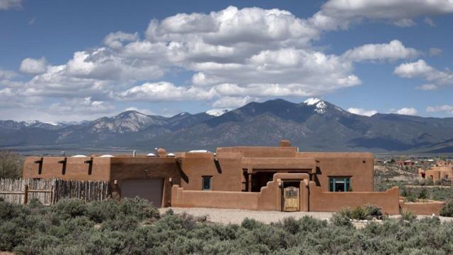 40 Vista Linda, Taos, NM 87571 (MLS #201902025) :: The Very Best of Santa Fe