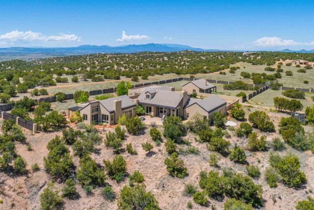 45 & 50 Cattle Drive, Lamy, NM 87540 (MLS #201902026) :: The Very Best of Santa Fe