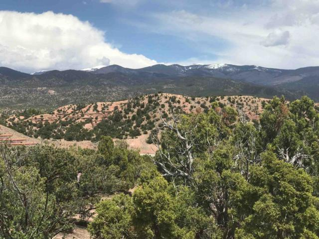 38 Lomas De Tesuque, Santa Fe, NM 87506 (MLS #201902030) :: The Very Best of Santa Fe