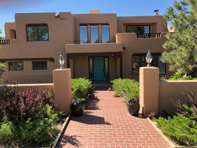 1851 Forest Circle, Santa Fe, NM 87505 (MLS #201902038) :: The Desmond Group