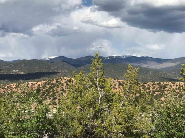 45 Lomas De Tesuque, Santa Fe, NM 87506 (MLS #201902066) :: The Desmond Group