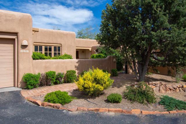 3101 Old Pecos Trail #426, Santa Fe, NM 87505 (MLS #201902071) :: The Desmond Group