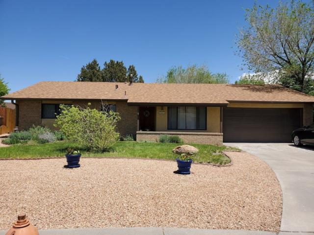 438 Connie Ave, Los Alamos, NM 87544 (MLS #201902084) :: The Desmond Group