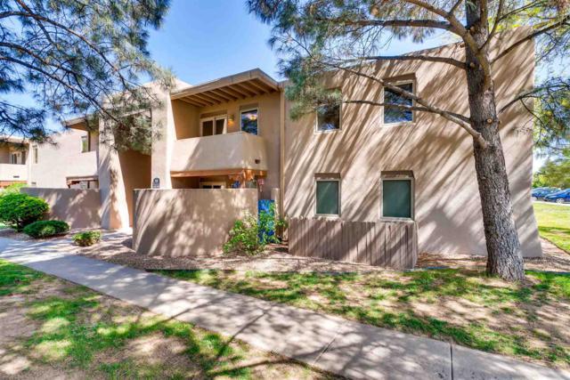 601 W San Mateo Rd Unit 128 / Bldg 11, Santa Fe, NM 87505 (MLS #201902092) :: The Desmond Group