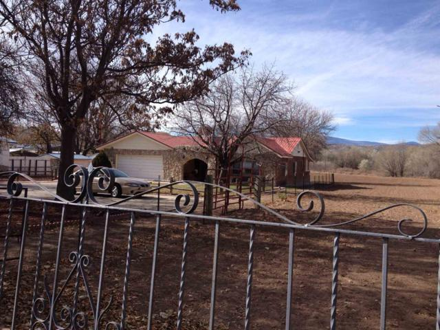 House #151 Lower San Pedro Rd, Espanola, NM 87532 (MLS #201902107) :: The Very Best of Santa Fe