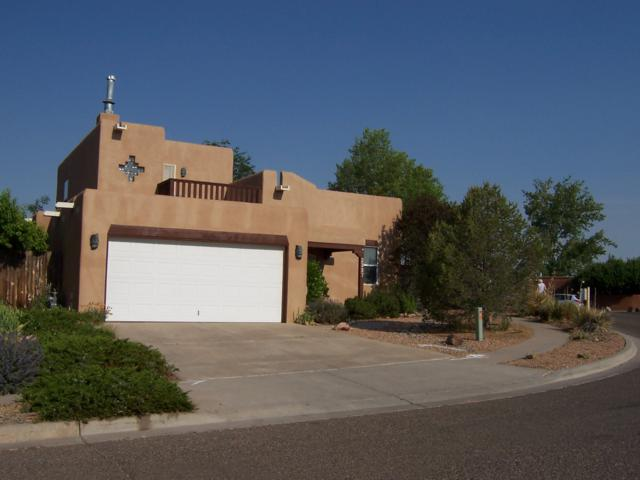 2337 Camino Rancho Siringo, Santa Fe, NM 87505 (MLS #201902111) :: The Desmond Group