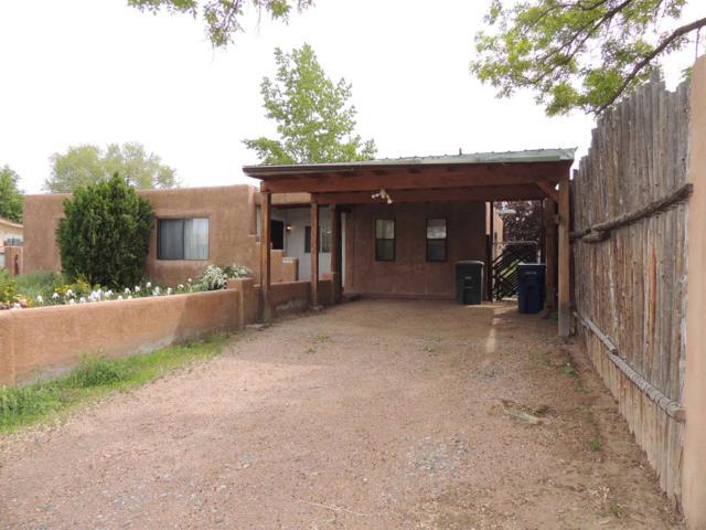 403 Cortez Pl, Santa Fe, NM 87505 (MLS #201902135) :: The Desmond Group