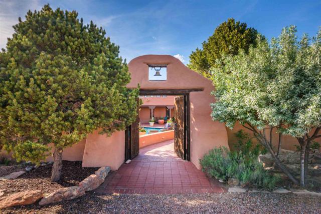 7 Camino Montuoso, Santa Fe, NM 87506 (MLS #201902143) :: The Desmond Group