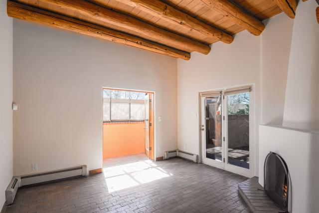 655 Galisteo #8, Santa Fe, NM 87505 (MLS #201902145) :: The Desmond Group