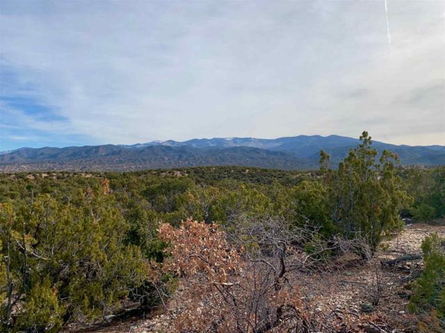 Lot 215 Monte Sereno Drive, Santa Fe, NM 87506 (MLS #201902150) :: The Desmond Group