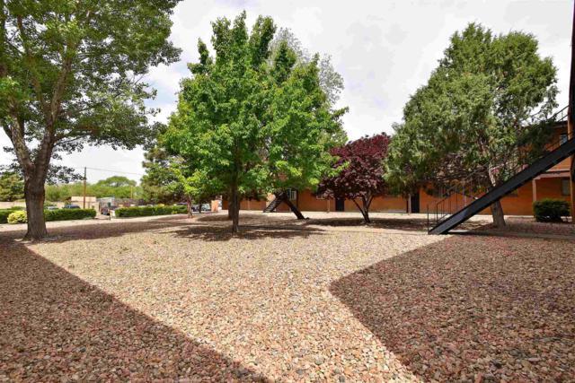 2800 Cerrillos Rd. 94/I, Santa Fe, NM 87507 (MLS #201902161) :: The Desmond Group