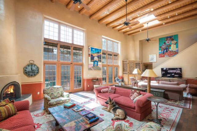 1223 La Rambla, Santa Fe, NM 87505 (MLS #201902167) :: The Desmond Group