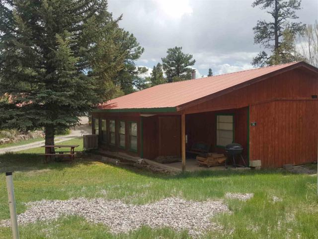 36 Private Dr. 1710A, El Vado, NM 87575 (MLS #201902186) :: The Desmond Group