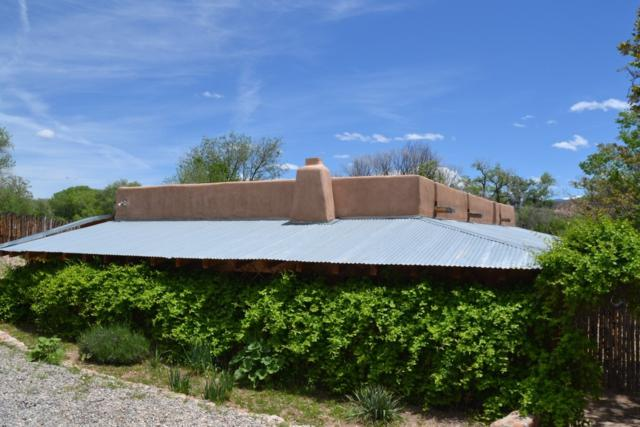 164 County Road 101 #164, Chimayo, NM 87522 (MLS #201902203) :: The Bigelow Team / Realty One of New Mexico