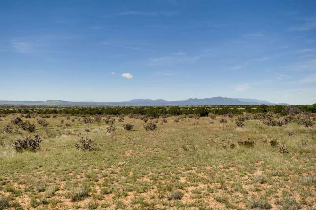 78 Cerro Alto Road, Lamy, NM 87540 (MLS #201902222) :: The Very Best of Santa Fe