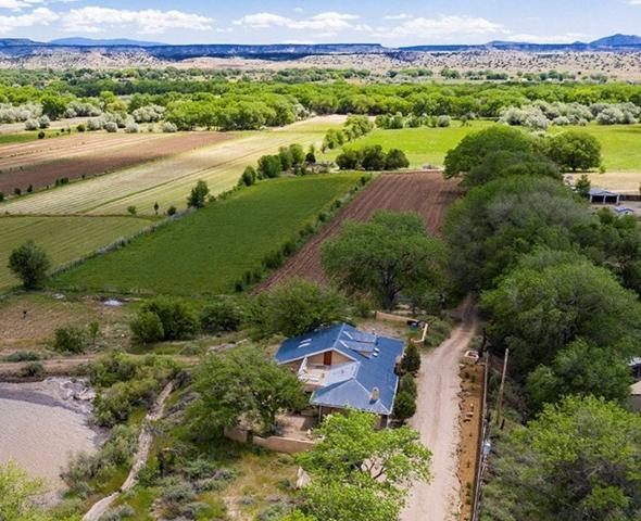 38 Sile Road, Sile, NM 87041 (MLS #201902247) :: Berkshire Hathaway HomeServices Santa Fe Real Estate