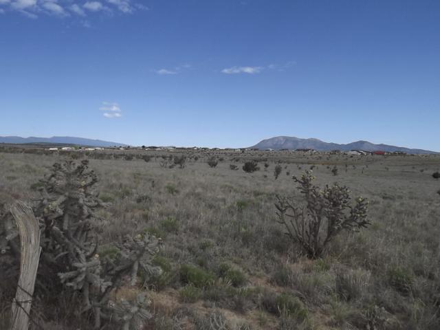 E Tr 4-B Venus Rd, Edgewood, NM 87015 (MLS #201902254) :: The Very Best of Santa Fe