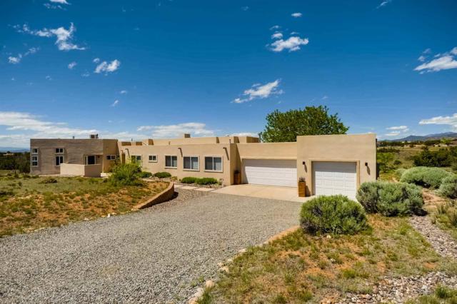 4 Recado Road, Santa Fe, NM 87508 (MLS #201902256) :: The Desmond Group