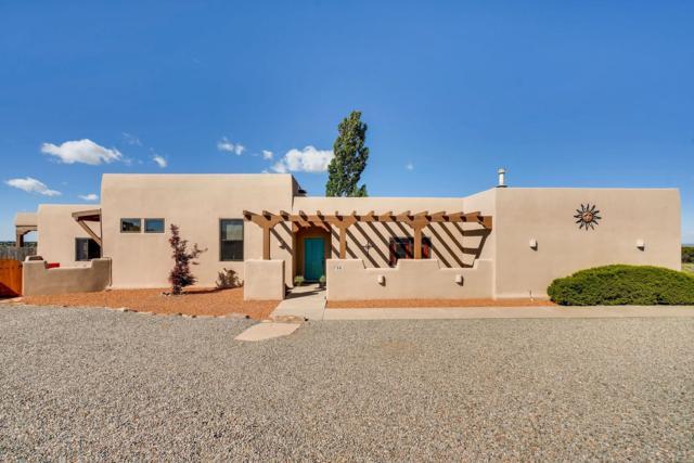 106 Avenida De La Paz, Lamy, NM 87540 (MLS #201902273) :: The Very Best of Santa Fe