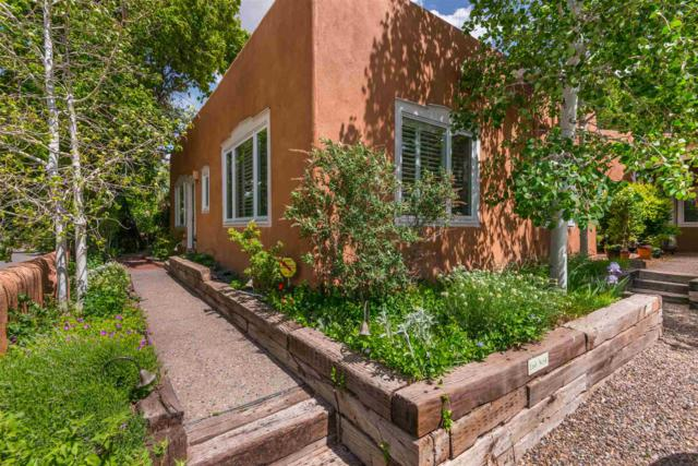 701 E Alameda, Unit 4, Santa Fe, NM 87501 (MLS #201902282) :: The Very Best of Santa Fe
