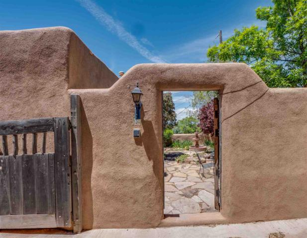 3 Montoya, Santa Fe, NM 87501 (MLS #201902284) :: The Very Best of Santa Fe