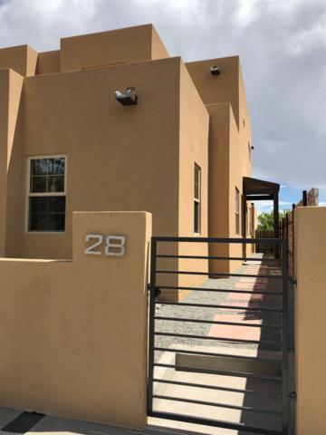 28 Oshara, Santa Fe, NM 87508 (MLS #201902357) :: The Desmond Group