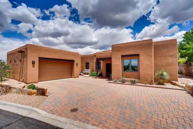 18 Camino Barranca, Santa Fe, NM 87507 (MLS #201902430) :: The Desmond Group