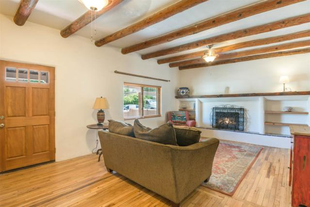 501 Salazar, Santa Fe, NM 87501 (MLS #201902484) :: The Desmond Group