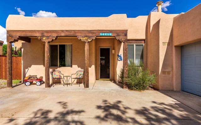 4409 Pine Ridge Place, Santa Fe, NM 87507 (MLS #201902520) :: The Desmond Group