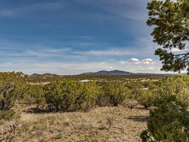 11 Remedios Road, Lamy, NM 87540 (MLS #201902521) :: The Desmond Hamilton Group