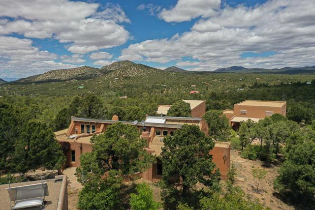 83 Apache Ridge, Santa Fe, NM 87505 (MLS #201902523) :: The Desmond Group